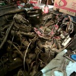 Engine bay rewiring, phase 3