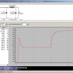 Power supply simulation of the transformer on the 660VCT taps